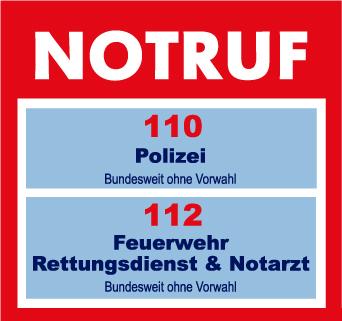 Notruf 110