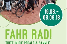 Save the Date Stadtradeln 2018